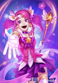 Star Guardian Lux by ImaginedFlight