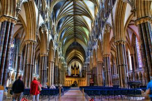 Lincoln Cathedral... by TheBaldingOne