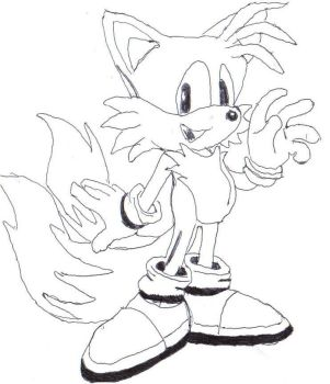 my first tails image by norway22