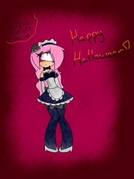 HAPPY HALLOWEEN!! by RosyFOREVER