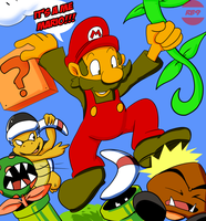 The Year of Super Mario Bros. by RB9