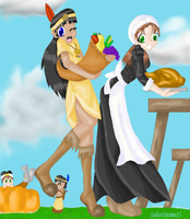 Belated Thanksgiving by Crysums
