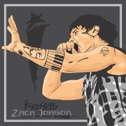 Zach Johson (I See Stars) by Ambons15