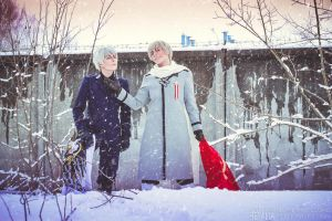Prussia and Russia by Satsuharu