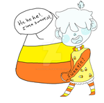 Candy Corn Til by Paranoid-spectrum