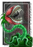 Piranah Plant by darkly-shaded-shadow