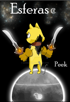 Peek is ready for first Chapter by Esferascr
