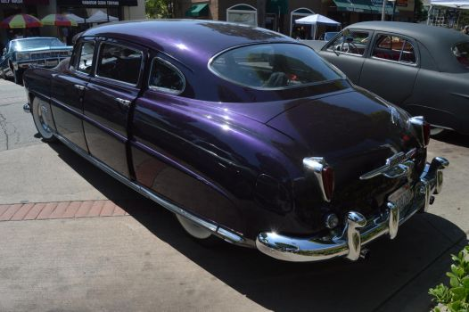 1951 Hudson Hornet Sedan V by Brooklyn47