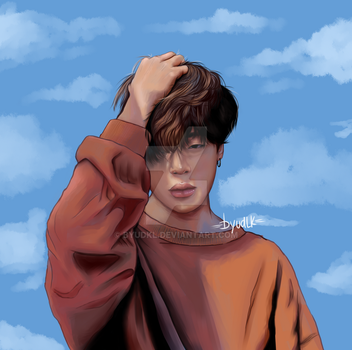And I still want you - Park Jimin/BTS by byudkl