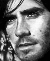 Jared Leto Re-DRAW by Doctor-Pencil