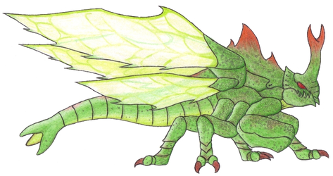 Tarrun: Ginkura [OUTDATED] by DinoHunter2