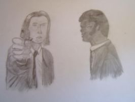 Pulp Fiction by Roverdabummer