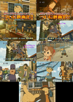 Layton movie SS fun XD by Anna-aurion