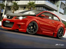 Seat Ibiza GT by Active-Design