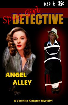 Veronica Kingston Angel Alley Cover by vad321