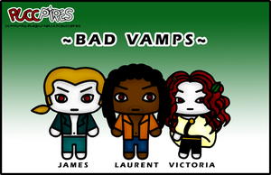 Bad Vamps by crepusculito