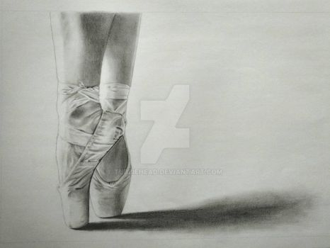 On Pointe by TubbieHead