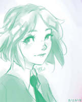 phos sketch by Frostwing1201