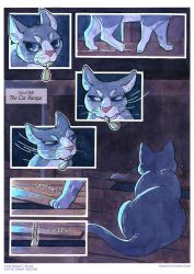 Taxicat Ch 2, Page 3- Floorboard by owlburrow