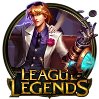 Debonair Ezreal Dock Icon by OutlawNinja