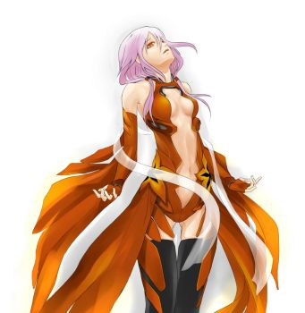Inori by Lightning-Spirit