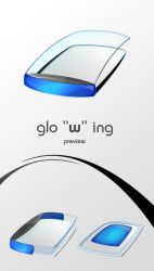glo'w'ing Folders by CallMeWhatEver