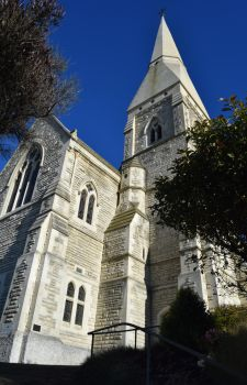 Anglican Church of St Lukes by Renartus