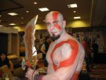 Kratos by cat55