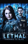 Lethal // Book Cover by moonxriver