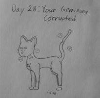 Gemsona Challenge Day 28 by Sunstar-Of-The-North