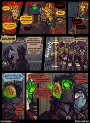 Lunar Isolation Pg 152 by TheDracoJayProduct