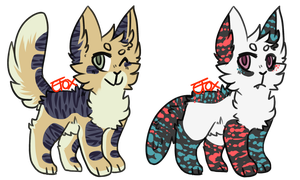 CLOSED:: Set price kitties by Crazysellsadopts