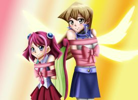 .: YGO : Ribboned Fairies :. by Sincity2100