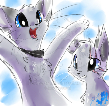 I m going to be 18 ! by JB-Pawstep