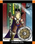odin: the final piece by Crazon