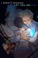 Portal 2   I donot wanna let you go Wheatley by biggreenpepper