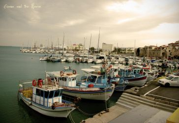 Heraklion Port by Eivone-and-the-Noose