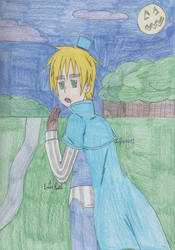 APH - In the Dark of the Night by SwiftNinja91