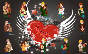 APH{International Love} by Spirit-Okami