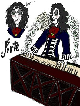 Nocturcal 9 17 Forte In Piano By Frolloesmeraldalove
