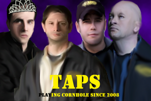 TAPS Ghost Hunters by StangoLive2008