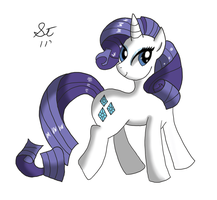 Rarity Colour by TenshiHoshino