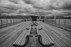 Beaumaris Pier by CharmingPhotography