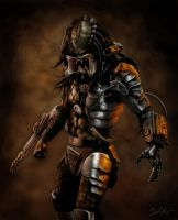 Predator by MightyGodOfThunder