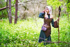 Dragon Age: Origins - Arlathan 1 by HayleyElise