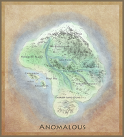 Map of Anomalous: The Original by strideroo