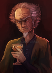Count Olaf by itami-salami