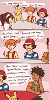 Brock's Ultra Sun and Moon Ideas by Southrobin