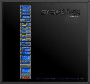 Brainchild v1 - Sysmetrix by badbrainz