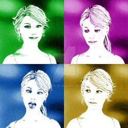 A kind of Andy Warhol by Edheldil3D
